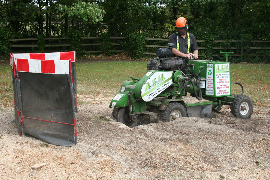 Wirral Stump Grinding
